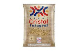 Arroz integral - Cristal